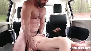 What Son And Father Do In Car
