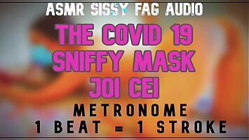 The Covid 19 Sniffy Mask JOI CEI by Goddess Lana